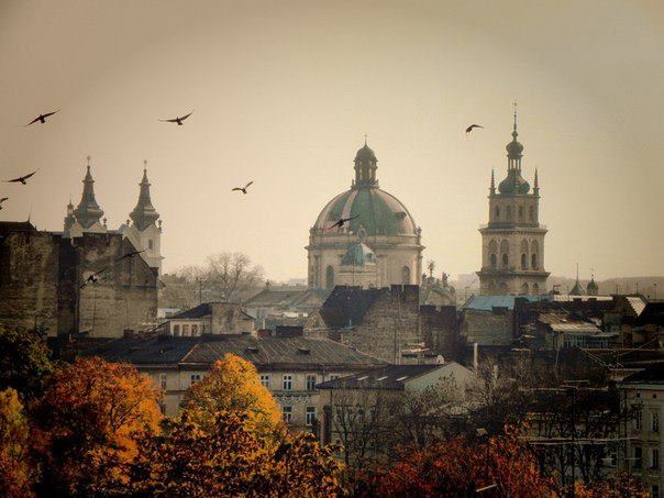 typical Lviv