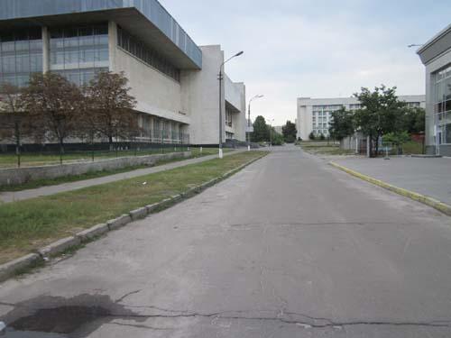 Sports Complex Kyiv