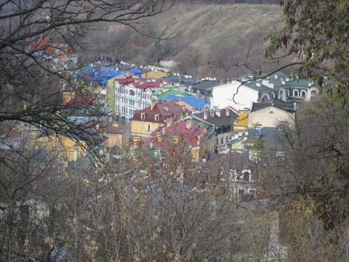 Vozdvizhenka district, Kyiv