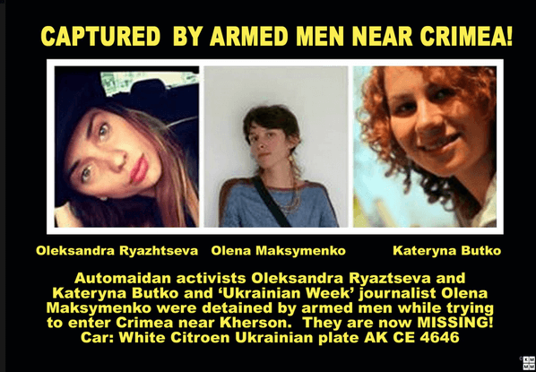 Activists-Captured-Crimea