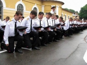 Cadets-Refuse-Russian-Oath