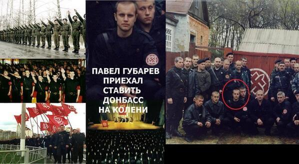 Donetsk-Russian-Nazi