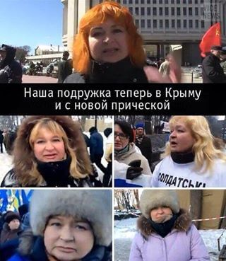 Russian-Propaganda-Actress-Now-In-Crimea