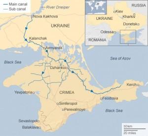 Crimea-Canals