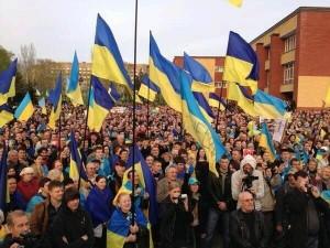 Donbas-Rally