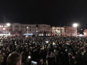 Kharkiv-Growing-Ukraine-Protest