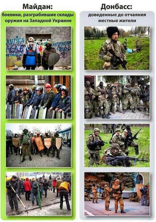 Maidan-vs-Separatists