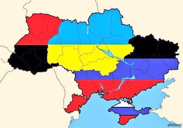 Russian-map-of-Ukraine
