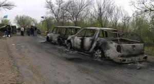 Sloviansk-shoot-out