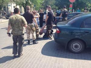 Donetsk-Beating