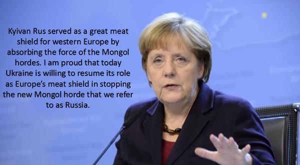 Merkel-Ukraine-Shield