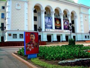 StalinsImageInDonetsk