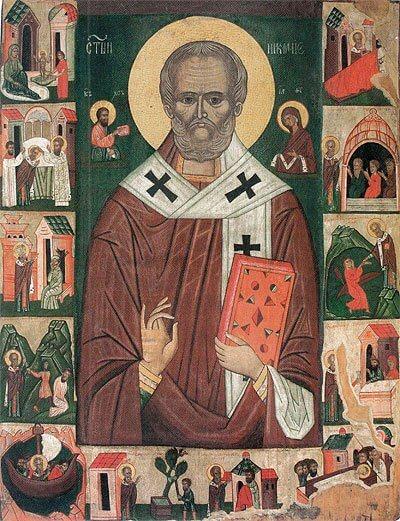 st-nicholas-icon