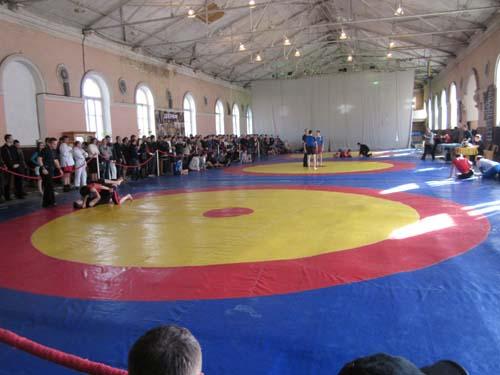 Kyiv grappling tournament.