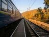 Ukraine train.